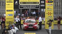 Seat, vehículo oficial del Rally RACC de Catalunya