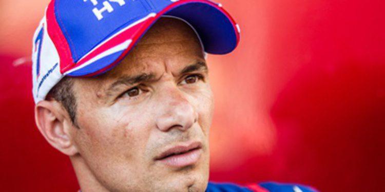 Stéphane Sarrazin competirá en el Tour de Corse del ERC