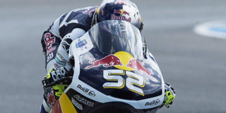 Danny Kent arranca el FP1 cerca del récord de Moto3