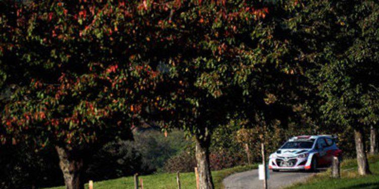 La comisión del WRC rompe con el 'shootout' definitivamente