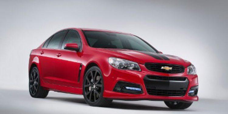 Chevrolet con 5 discretos concepts en el SEMA 2014