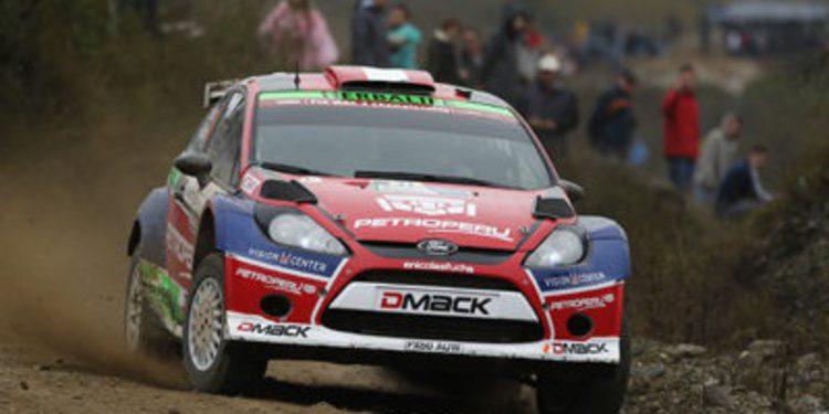 El Rally de Argentina de 2015 se retrasa en el calendario