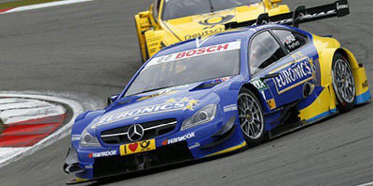 Gary Paffett seguirá en el DTM con Mercedes en 2015
