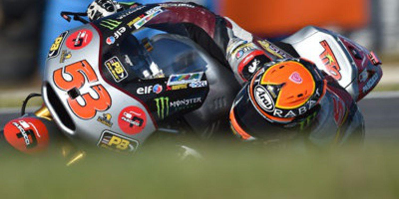 Impoluto FP3 de Moto2 en Australia para Tito Rabat