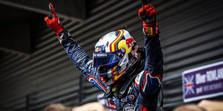 Carlos Sainz gana la FR 3.5 de las World Series By Renault 2014