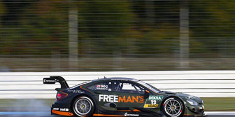 Elección de neumáticos de los pilotos DTM en Hockenheim