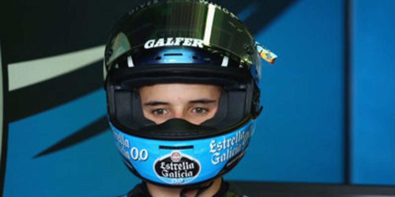 Alex Márquez se lleva el warm up de Moto3 en Australia