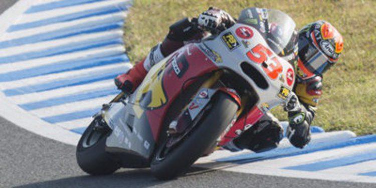 Otra vez Tito Rabat en el WU de Moto2 en Phillip Island