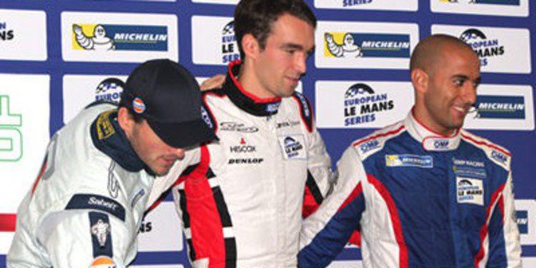 Jota Sport y Gulf Racing poles de la ELMS en Estoril