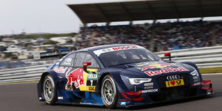Ekström gana en Hockenheim y Audi logra el título de marcas del DTM