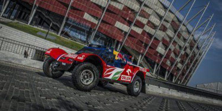 Adam Malysz llevará un buggy SMG en el Dakar 2015