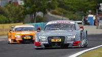 Audi ganadora del título de Constructores del DTM 2014
