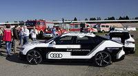 Audi presenta con éxito el RS 7 piloted driving concept