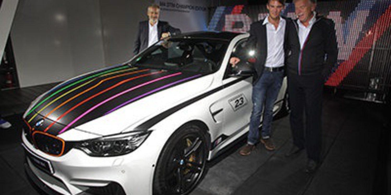 BMW lanza el M4 DTM Champion Edition