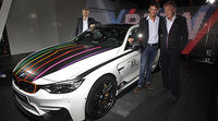 BMW lanza el M4 DTM Champion Edition