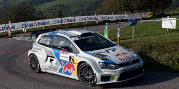 El título del WRC se puede decidir en el Rally RACC de Catalunya