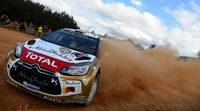 Ración mixta para Citroën en el Rally RACC de Catalunya