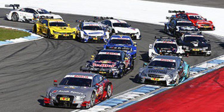 Resumen oficial de la temporada 2014 del DTM