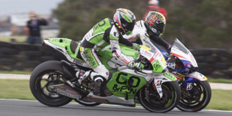 Gresini afronta su penúltima carrera con Honda en Sepang