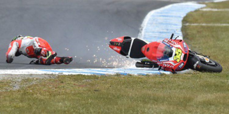 De un podio perdido para Ducati a competir en Malasia