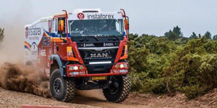 Ales Loprais cambia el Tatra por un Man en el Dakar 2015