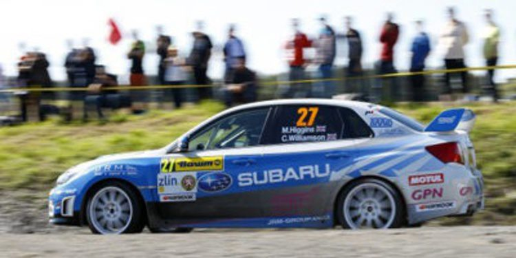 El Rally du Valais puede decidir campeón en el ERC