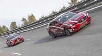 El Mazda 6 logra batir 20 récords de velocidad