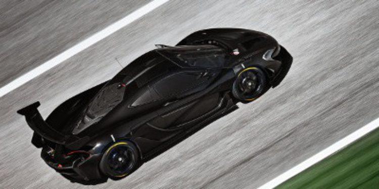 McLaren desvela más datos del bestial P1 GTR
