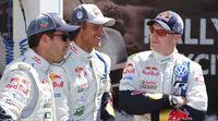 Volkswagen renueva a Ogier, Latvala y Mikkelsen en el WRC