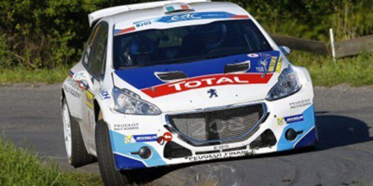 Craig Breen gana la QS del Rally du Valais del ERC