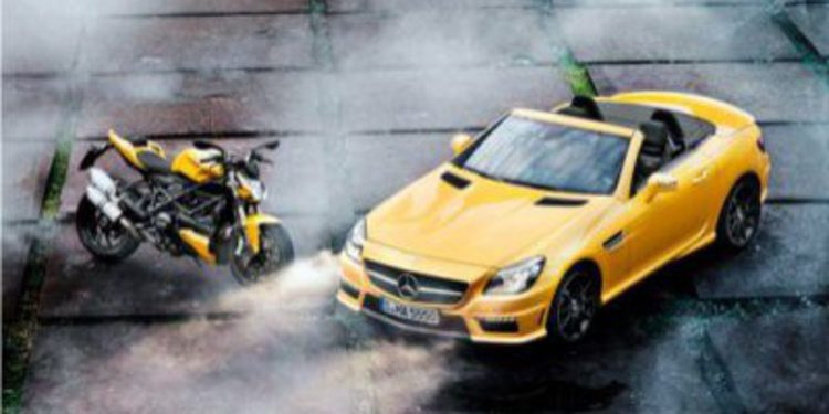 Mercedes-Benz se hará con el 25% de MV Agusta
