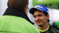 Wiegand lidera el Rally du Valais entre las adversidades