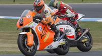 Lista de inscritos del Mundial de Moto2 2015