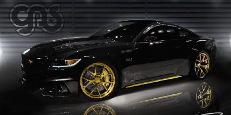 Galpin Auto Sports regala 725 CV al Ford Mustang
