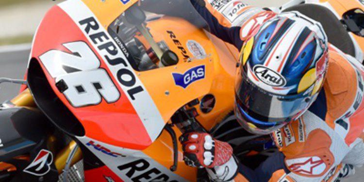 Pedrosa arranca fuerte en el FP1 de MotoGP en Sepang