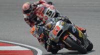 Mini FP2 de Moto2 en Sepang con un gigante Tito Rabat
