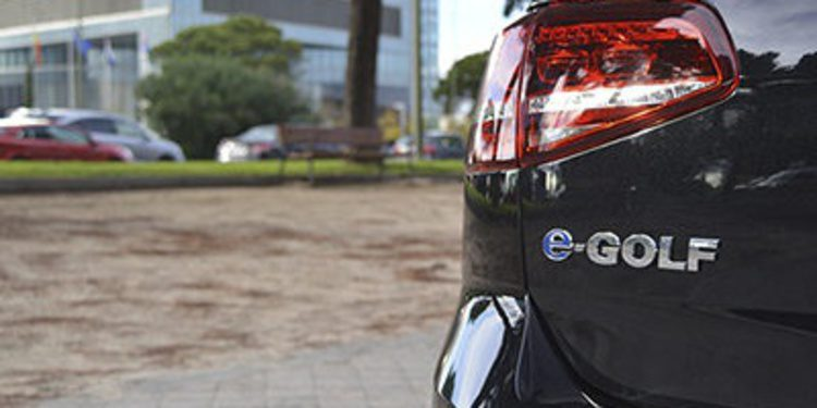 Es el turno de probar el Volkswagen e-Golf
