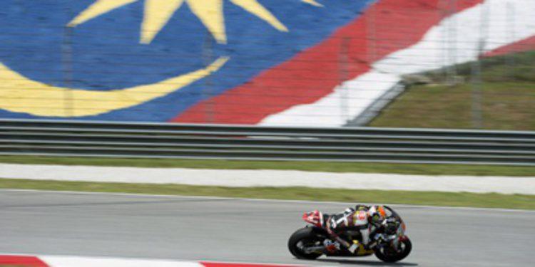 Tito Rabat supera a Kallio por la pole de Moto2 en Sepang