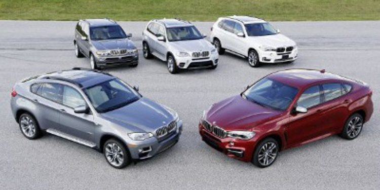 BMW ya anuncia los nuevos X5M y X6M