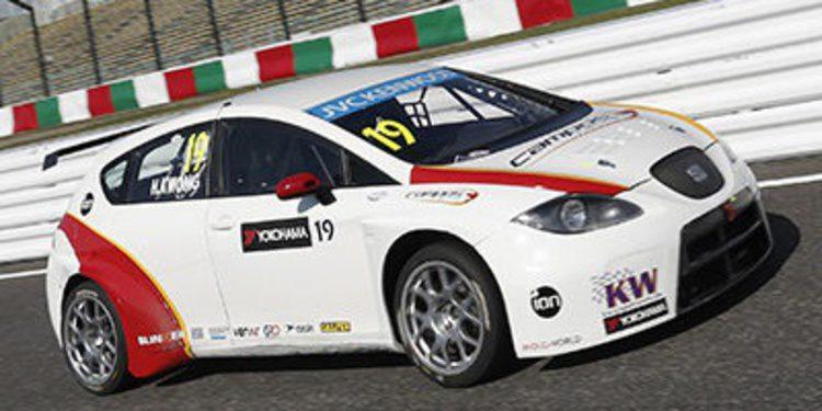 Henry Kwong tomará parte en ambas carreras