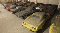 La leyenda de los Corvettes abandonados de Nueva York