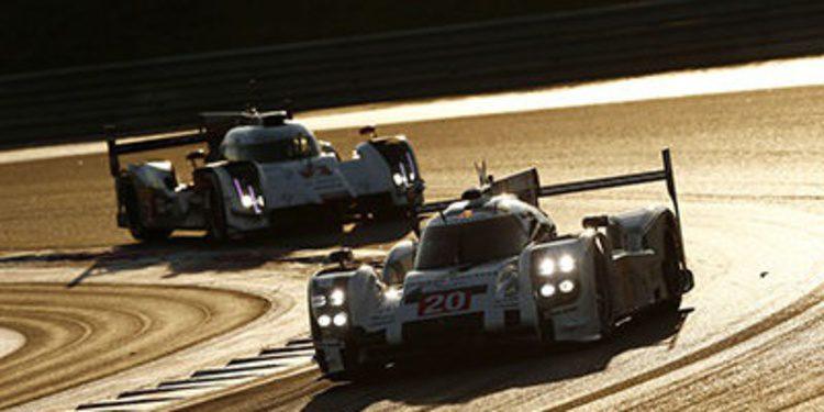 Porsche realiza sus ultimos test en Aragón para el WEC