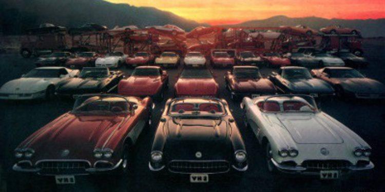 La leyenda de los Corvettes abandonados de Nueva York (II)