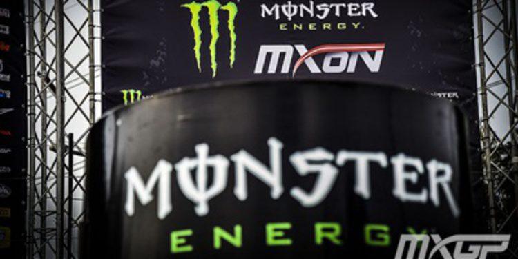 Monster Energy y el Mundial de MXGP siguen de la mano