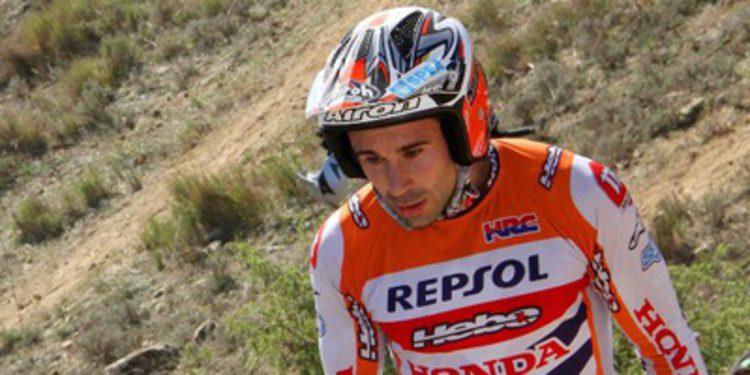 Toni Bou se proclama Campeón de España de Trial