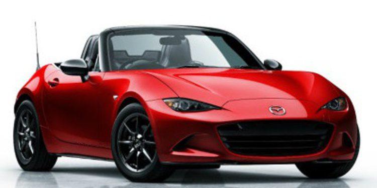 Se confirman los motores del Mazda MX-5
