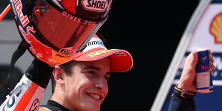 Los hermanos Márquez seguirán con cascos Shoei