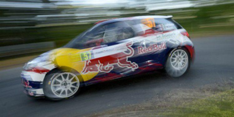 'Tirón de orejas' a Citroën Racing en el JWRC