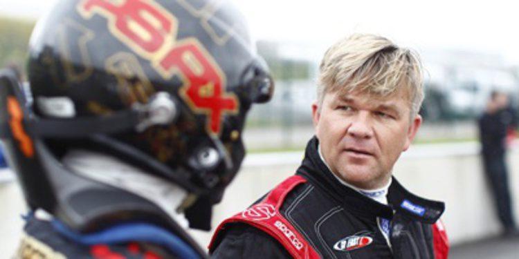 ¿Henning Solberg a tiempo completo en rallycross?