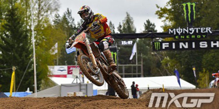 Accidentes en el Motocross de las Naciones 2014